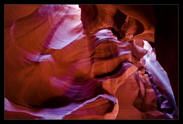 Ab und zu ist in diesem Canyon das Querformat auch mal ganz nett...