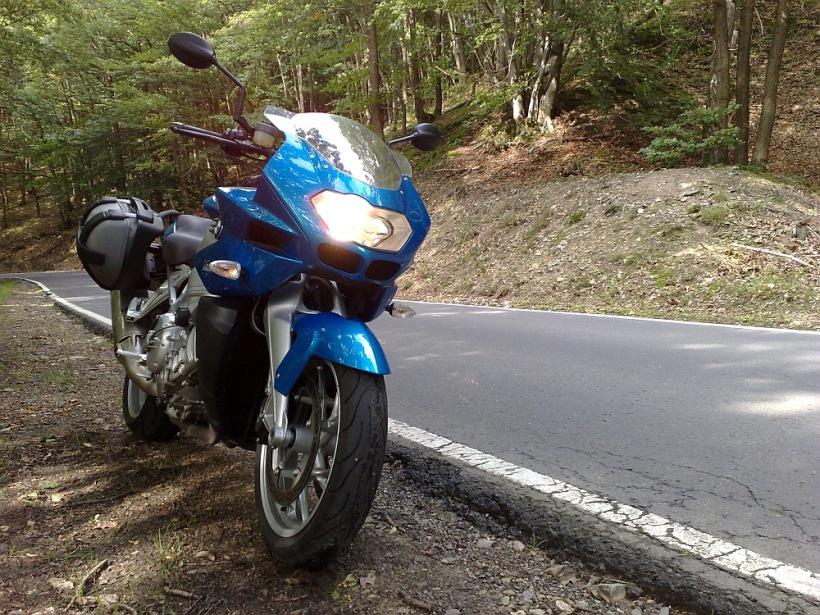 BMW K1200r Sport - Blau