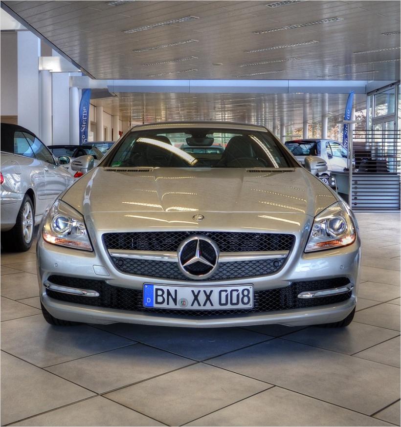 Mercedes SLK-200 R172