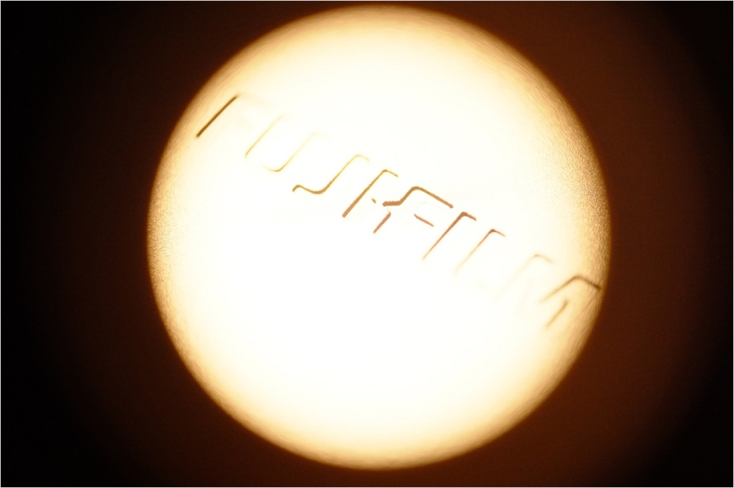 Fujifilm-Sonne