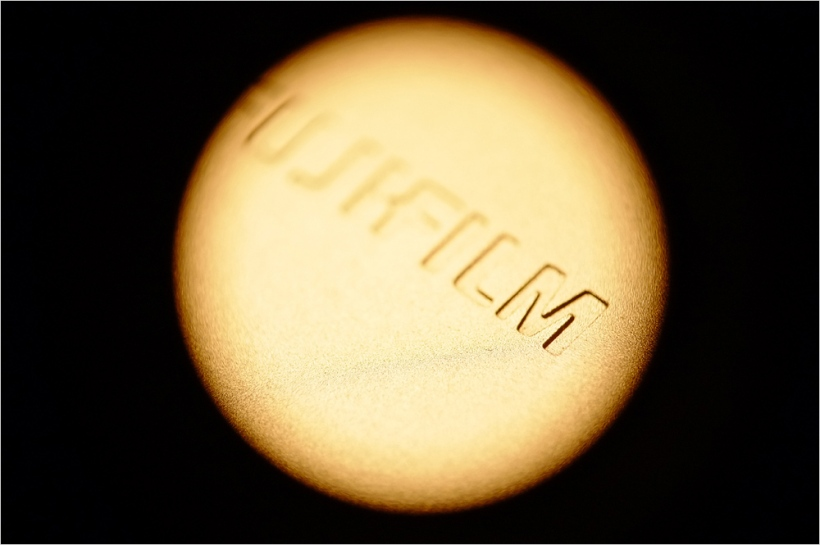 Fujifilm-Abendsonne