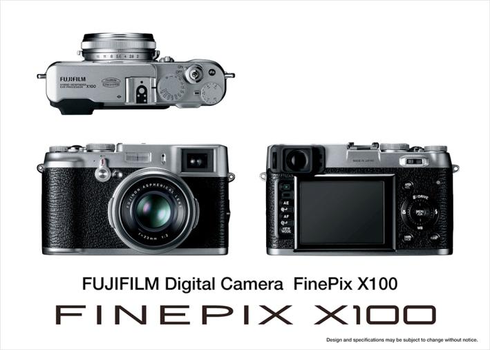 Fuji Finepix X100