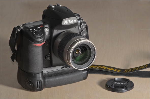 Nikon D700 mit Nikkor AF 28-80G