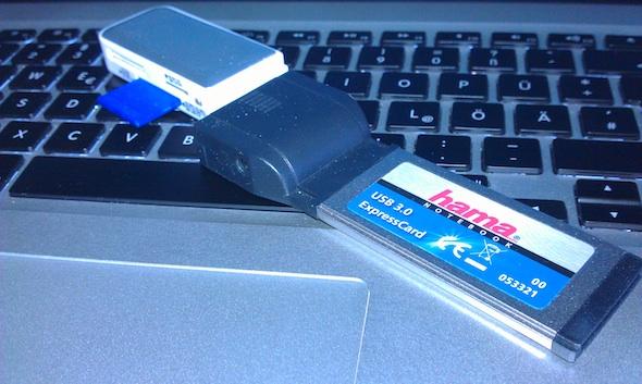 HAMA USB 3.0 PCI ExpressCard