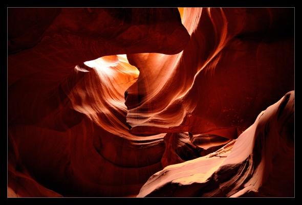 Nikon D300 - Upper Antelope Canyon