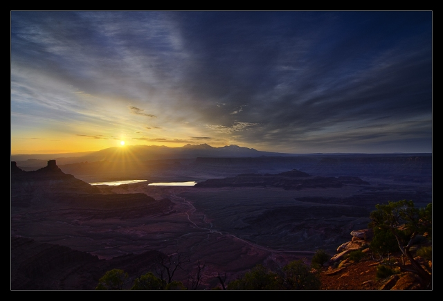 Nikon D2x - La Sal Morning I