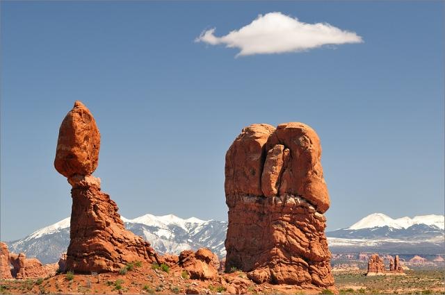 Nikon D2x - Balanced Rock