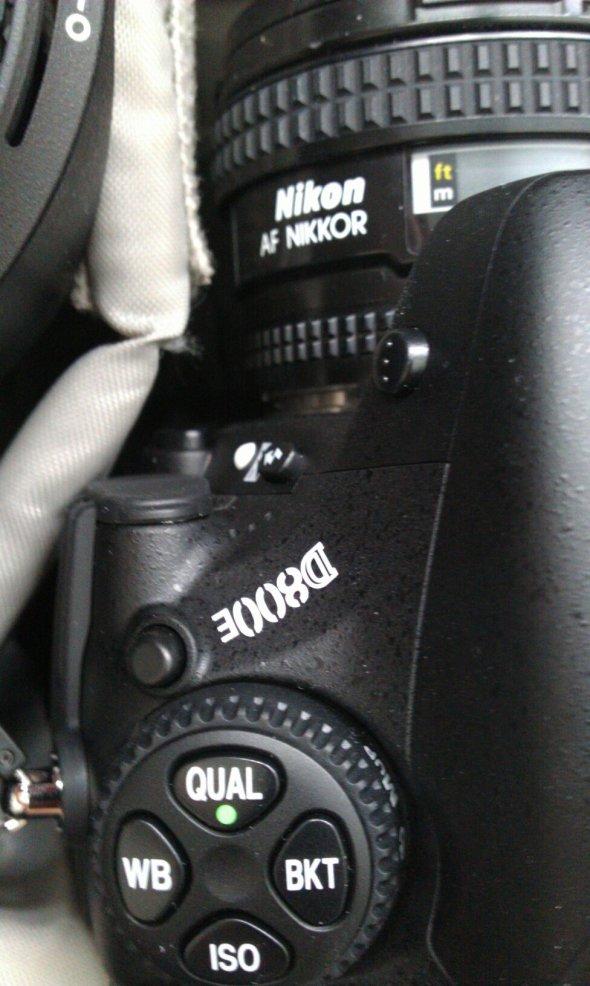 Nikon D800E mit AF-D 2.8/20mm