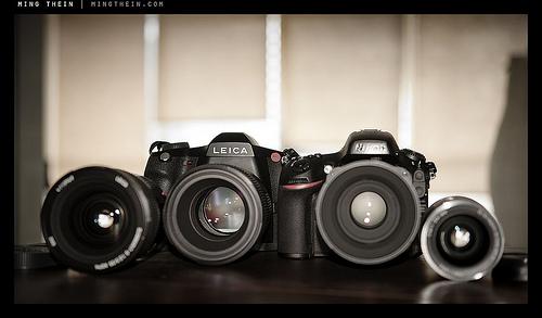 Nikon D800E versus Leica S2-P