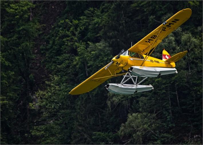 Wasserflugzeug mit Nikon D5100 und Sigma HSM 120-400mm