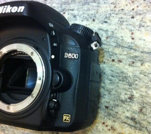 Nikon D600 - Mount- Leaked