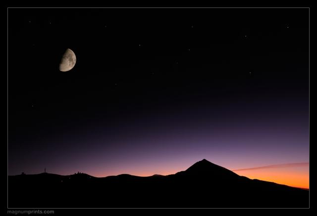 Pico del Teide mit Nikon D300