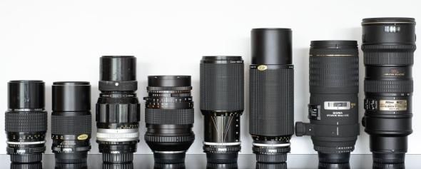 Nikon D800E - 200mm - Lens Comparison - Objektivvergleich