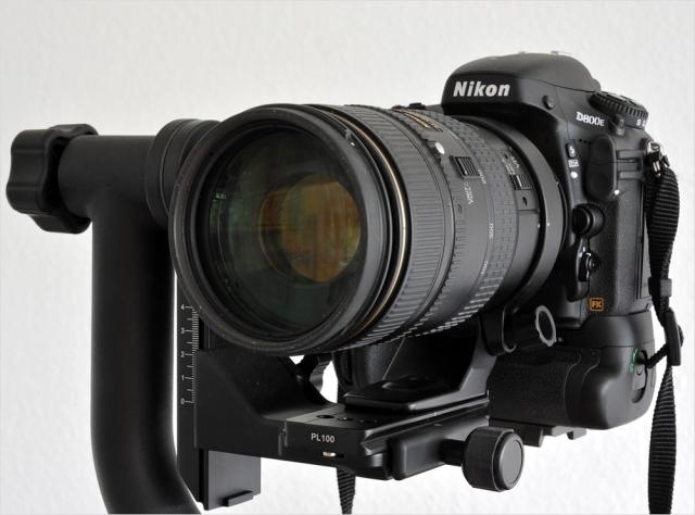 Nikon D800E & Nikon AF-D VR 80-400mm