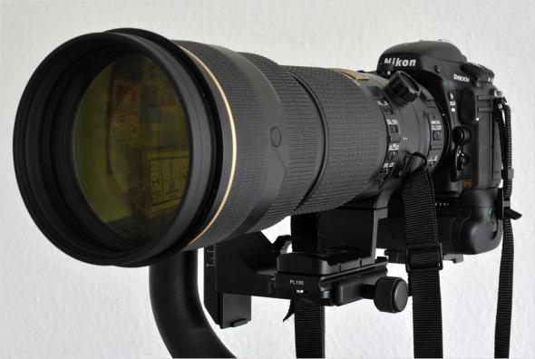 Nikon D800E & Nikon AF_S VR 4/200-400mm