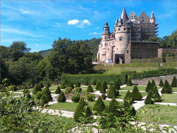 Schloss Bürresheim mit HTC Desire HD