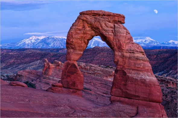 Delicate Arch - USA South West - Nikon D600