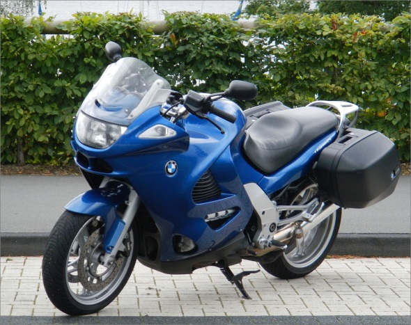 BMW K1200RS - Flying Brick - Fliegender Ziegelstein