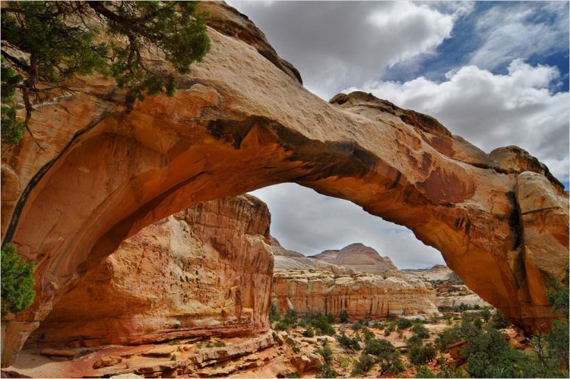 Hickman Bridge - USA South West - Nikon D600
