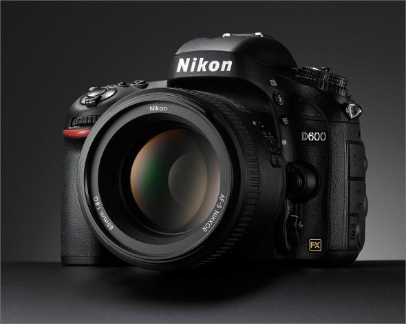 Nikon D600 Ambience