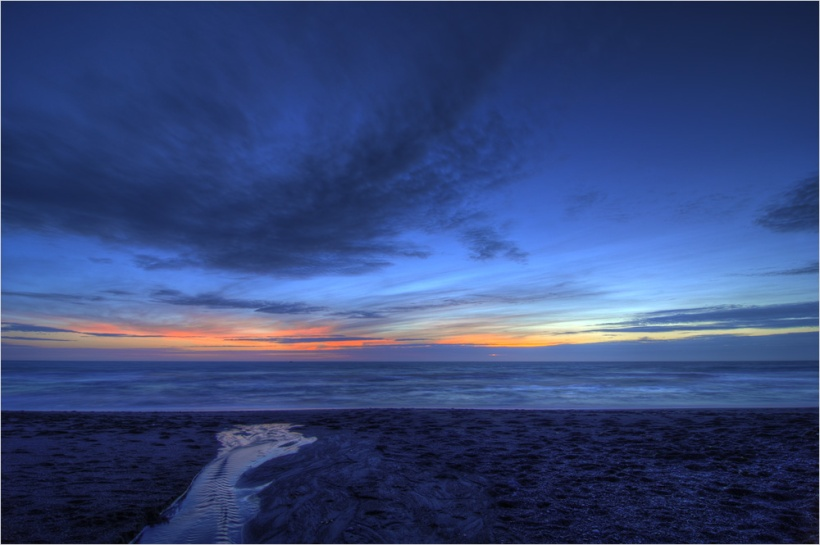 Pacific Coast - Sunser - Nikon D600