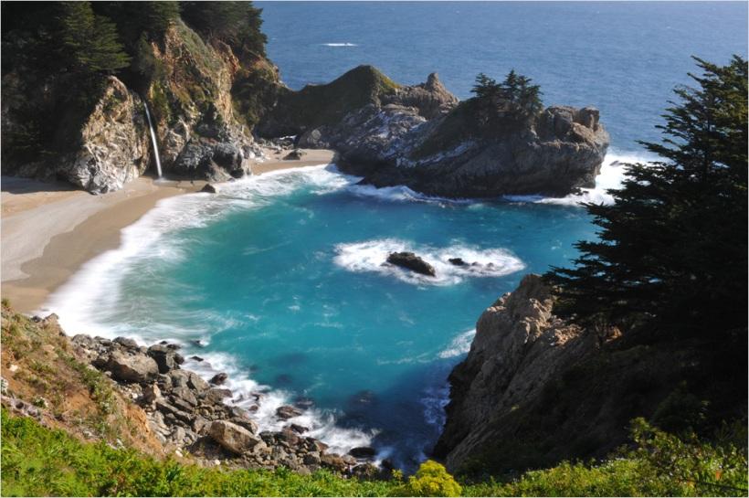 Pfeiffer Beach - Californina - USA South West - Nikon D600