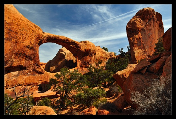 Arches National Park bei Moab