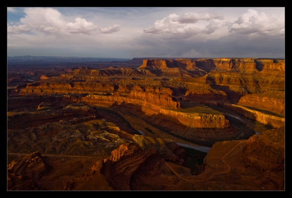 Colorado Goosenecks - Canyonlands National Park - Dead Horse Point