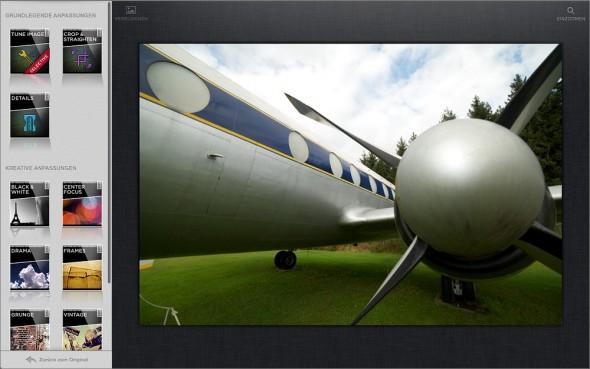 Beispiel - Nikon D800E - Snapseed