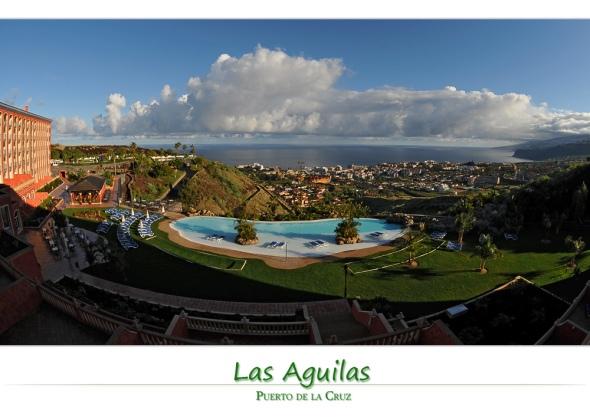 Las Aguilas - Puerto de la Cruz - Tenerife