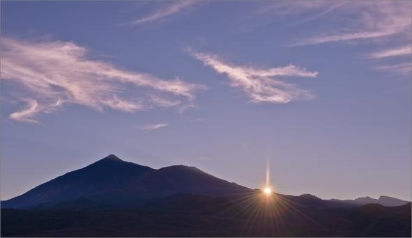 Nikon D800E - Tenerife - Sunrise
