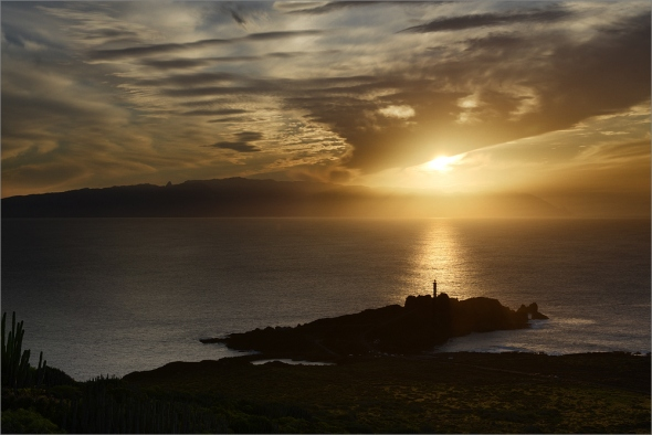 Canarian Sunset - Nikon D800E - Tenerife - Teneriffa