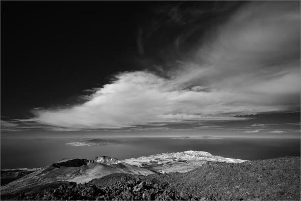 Teneriffa - Nikon D800E - Infrared - Infrarot - Tenerife