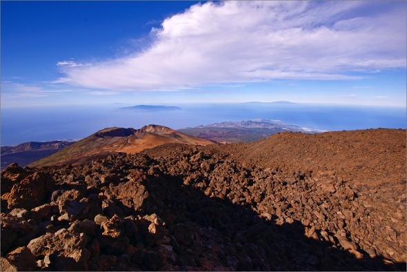 Nikon D800E - Sunrise - Tenerife - Teneriffa
