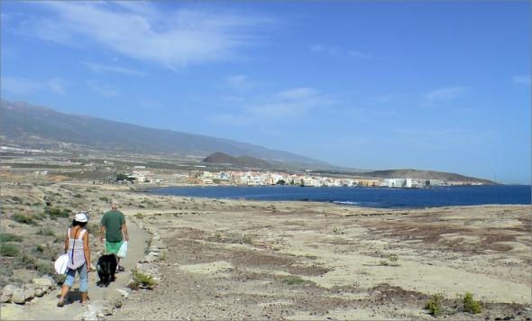 Tenerife - Teneriffa - El Medano - Panasonic HC-X909