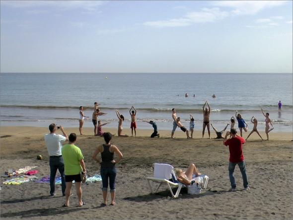 Tenerife 2012 - El Medano