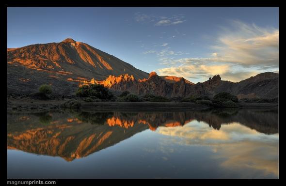 Pico del Teide Sunset - Los Roques