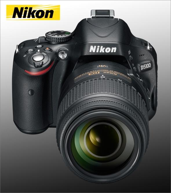 Nikon D5100 - Nikkor AF-S VR DX 55-300mm