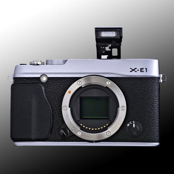 Fuji_X-E1_Top_Flash