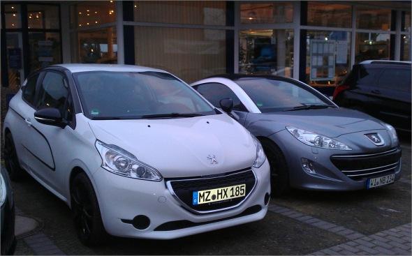 Peugeot 208 1.4l VTi 95