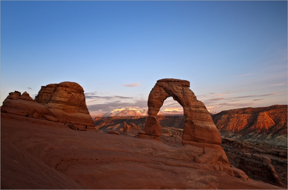 Nikon D300 - Delicate Arch