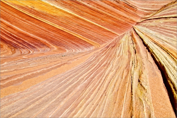 Nikon D300 - Coyote Buttes North - The Wave