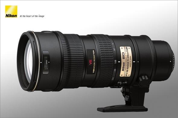 Nikon Nikkor AF-S VR 2.8/70-200mm