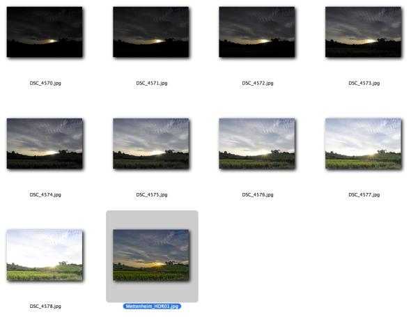 HDR mit Nikon 1 V1