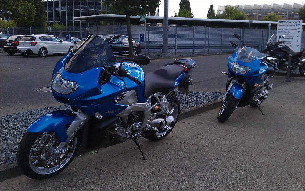 Bmw K1200 Ein Typisches Bikerwochenende Abenteuer Reisen