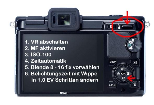 Nikon 1V1 - HDR