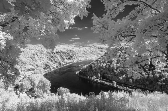 Nikon D300 - Infrared 830nm - Infrarot