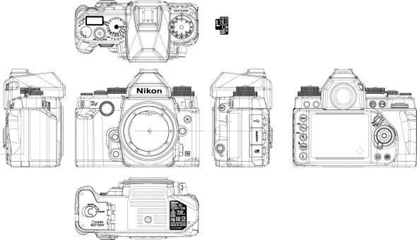 Nikon Df – Technische Daten