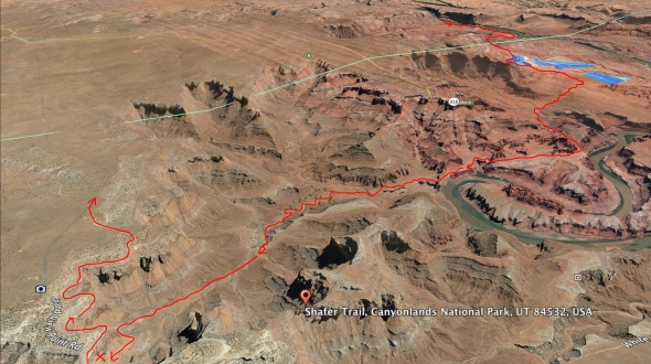 Shafer-Trail-Moab-Utah