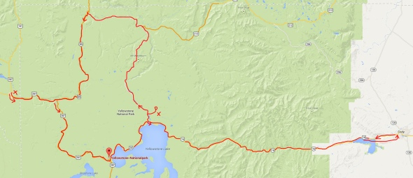 Yellowstone-Roundtrip